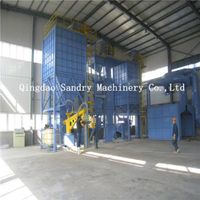 Sandry resin-bonded sand preparation and molding machine thumbnail image
