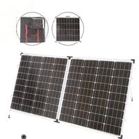 250W folding solar panel solar cell solar module