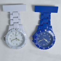 nurse watches Pocket Luminous Nurse Watches Metal Noctilucent Hanging Medical Watch