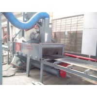 Roller through type shot blasting machine thumbnail image