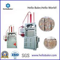 Hydraulic Scrap Paper Baler