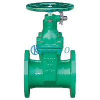 Non-rising Stem Lock Closed Exclusively Used for Drinking Water   Ductile Iron Gate Valve thumbnail image