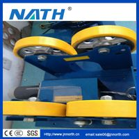2016 hot sale high quality new 1000kg welding turning rolls with 1 years guarantee time