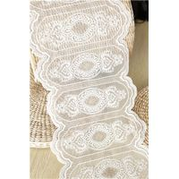 fashion embroidery trimming design wedding trims blead embroidered mesh lace trim