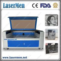 headstone laser engraving machine