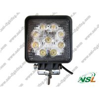 27W Off road LED work light