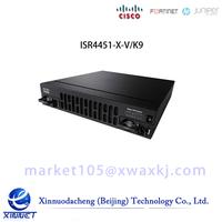 ISR4451-X-V/K9 Cisco ISR 4451 UC Bundle, PVDM4-64, UC Lic, FL-CUBE25 Router thumbnail image