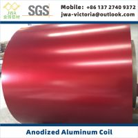 Factory Supplies Anodized Aluminum Sheet for Metal Curtain Wall Materials, Aluminum Coil Anodizing thumbnail image