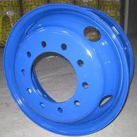 truck steel wheel rim/tubeless steel wheel thumbnail image