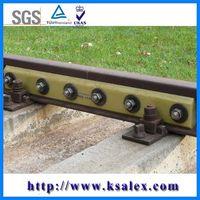 Glued Insulated Rail Joint /Glued Rail fish plate