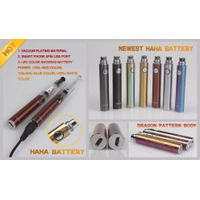 Best quality haha evod battery electronic cigarete vaporizer pen