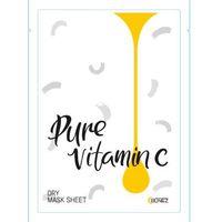 Bonez Pure Vitamin C Dry Mask sheet