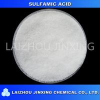 Sulfamic Acid 25kg per Bag Package Min 99.5% Purity Industrial Grade