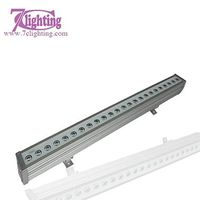7c-WS2409 IP 65 24x3W Tricolor LED Wall Washer thumbnail image