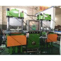 Xincheng Yiming 400T Vacuum Rubber Compression Molding Machine