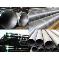 Alloy Steel Pipe/SSAW & ERW steel pipe/API pipe/semaless thumbnail image
