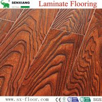 12mm AC5 Wear Resistance Synchronized U-Groove Laminate Laminated Flooring