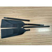 Adjustable length fixed 128cm length carbon fiber dragon boat paddle Sup paddle canoe Kayak paddle