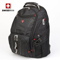 SWISSWIN Army Knife large capacity sports travel backpack computer backpack men's shoulder backpack thumbnail image