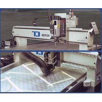 CNC Routing Machine for Pre Insulated Air Condition Duct Board thumbnail image