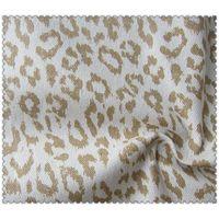 100% cotton canvas printed leopard thumbnail image