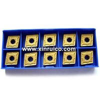manufacturer of CNC carbide cutting tool inserts