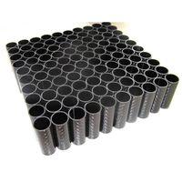 70*72mm 3K Carbon Fiber Tubes