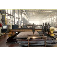 American Hypertherm CNC Gantry Oxygen Plasma Flame Steel Cutter