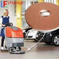 Lfsponge Hot Popular Floor Stain Disc Cleaner melamine pad for commercial floor clean machine thumbnail image