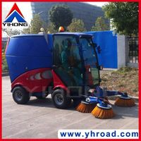 YHD22 parking lot sweeper thumbnail image