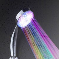 Shower room led shower heads shower faucet