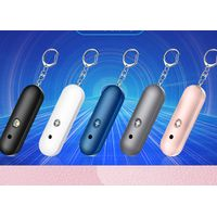 Wholesale OEM Personal Security Alarm Keychain Anti Attack Rape Emergency Personal Alarm thumbnail image