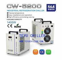 industrial chiller for cooling LED-UV Curing System