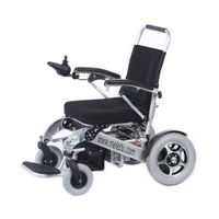 WFT-A08LHeavy Duty Folding Electric Wheelchair