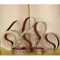 pressure chevron belts