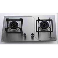 built-in type 2 burners gas stove/gas hob/gas cooker,Chinese manufacturer
