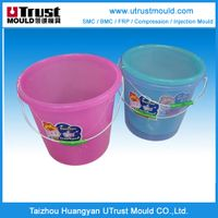 UTrust mould Plastic injection molding maker plastic bucket molds maker in China thumbnail image