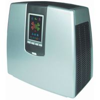 Air Purifier with Color LED Panel