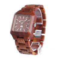 Wooden Fashion Waterproof Watch New Arrival Watch