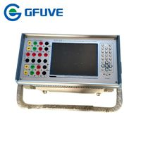 TEST-630 SIX PHASE UNIVERSAL PROTECTION DEVICE RELAY TEST KIT