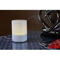 300ml warm white Ultrasonic oil aroma diffuser,aromatherapy,humidifier,air purifier