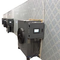 Batch Drying Type Fish Drying Machine/Fish /Sardine Dryer thumbnail image