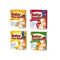 Baby Mum-Mum Baby Rice Crackers (OEM Available)