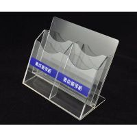 Original Factory Customized Clear PMMA Sign Holder thumbnail image