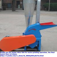 Maize Grinder 9FQ-36 with Video