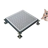 Steel Comb Perforated Air Flow Panel