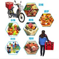 hot sell PIZZA Food Delivery Electrical Bike 48V12AH CE Approved