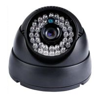 RS232 Serial Camera (36PCS LED 12V/24V)(LCF-23IRCN)