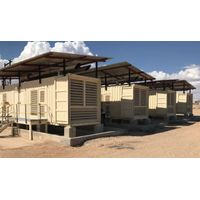 9600 KW Perkins Containerized Diesel Generator Power Plant thumbnail image