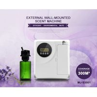 Electric machine Aroma diffuser Power Source and Essencial oil diffuser hotel hvac aroma machine